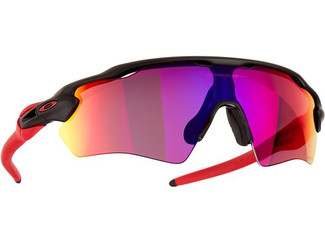 Oakley Radar EV XS Path Sunglasses Youth matte black/prizm road
